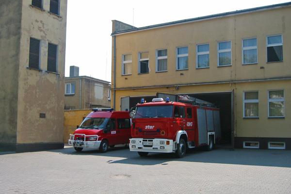 Ochotnicza Straż Pożarna w Poniecu
