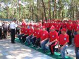 Obóz MDP Brenno 2007 - rozpoczęcie