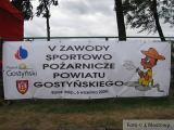 V Powiatowe Zawody Sportowo-Pożarnicze jednostek OSP