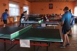VIII Mikołajkowy Turniej Tenisa Stołowego