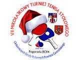 VII Mikołajkowy Turniej Tenisa Stołowego